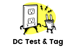 DC Test and Tag | Testing and Tagging Perth | Tool testing